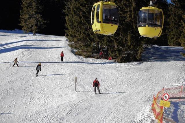 Geprüftes Skigebiet Belchen