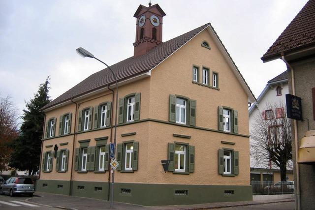 Rathaus wird Vereinssache