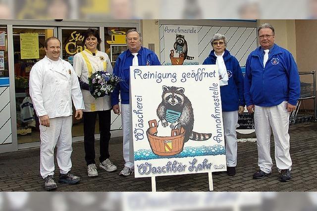 Wäscherei-Profi jetzt auch in Ottenheim