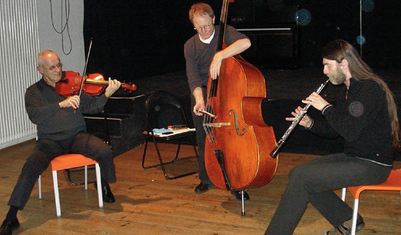 Improvisation pur   | Foto: Adrian Steineck