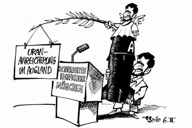 Positive Signale aus Teheran