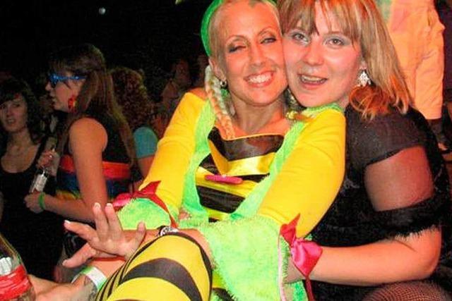 Fotos: Big Party im Kursaal in Bad Säckingen