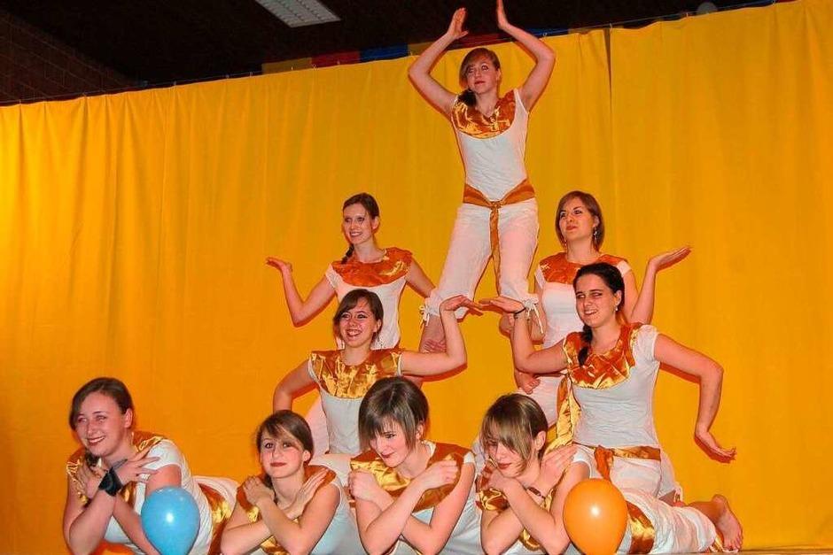 """Das """"25. Waidbach G'flüschder"""" des Musikverein Degerfelden hatte ein buntes und humorvolles Programm zu bieten. (Foto: Birlin)"""