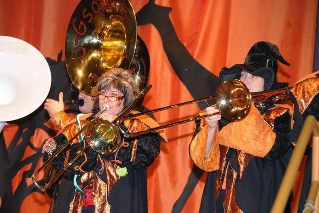 Fotos: Fetzige Saalfasnet in Forchheim