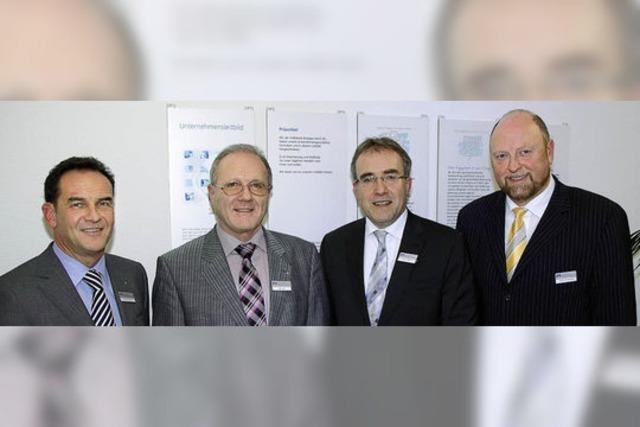 Volksbank verabschiedet Peter Galm
