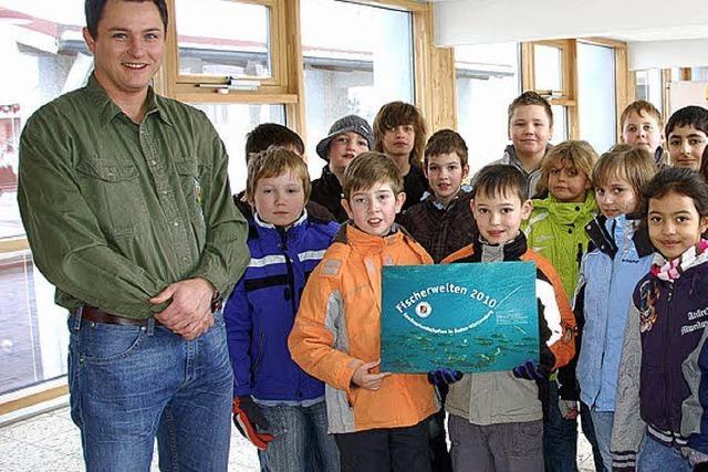 Fischerwelten für Schüler