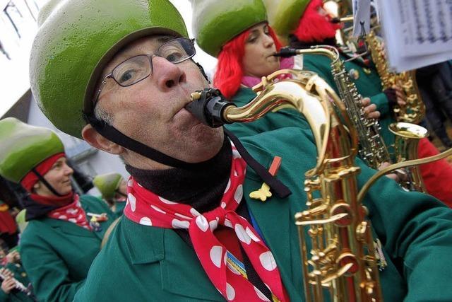 Narrenfestival in Schneckstadt