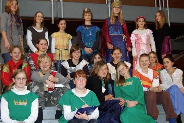 Kleidertausch im Mittelalter