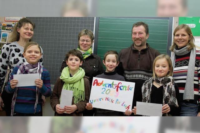 2700 Euro für soziale Einrichtungen in der Münsterstadt