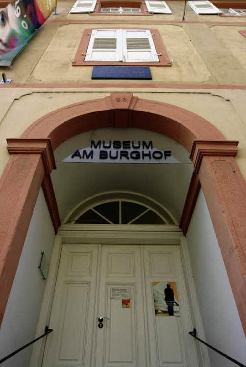 Das Museum und die Tüllinger Höhe haben einen Projektwettbewerb gewonnen.     Foto: Henning