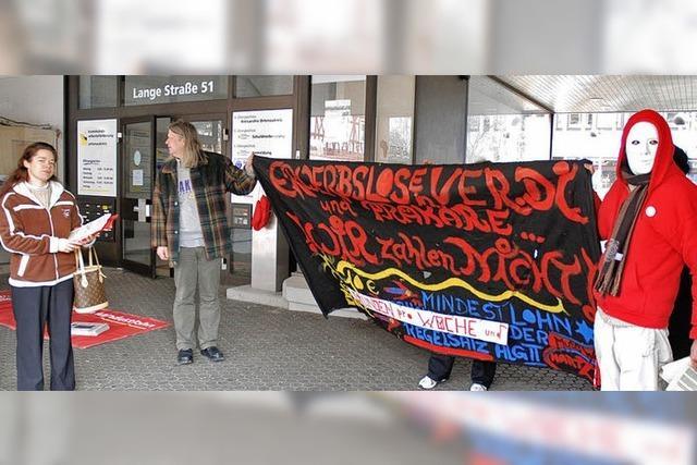 KOA-Chef sagt Demonstranten Fallprüfung zu