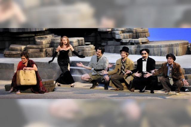 Die Marx Brothers wieder in der Oper