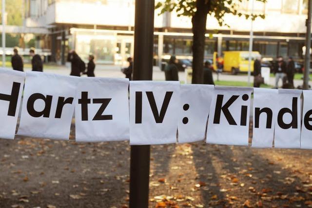 Verfassungsgericht kippt Hartz-IV-Sätze für Kinder