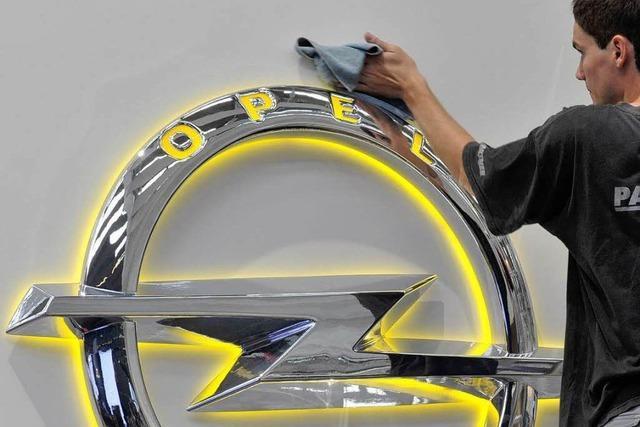 Opel will 1,5 Milliarden Euro von Deutschland