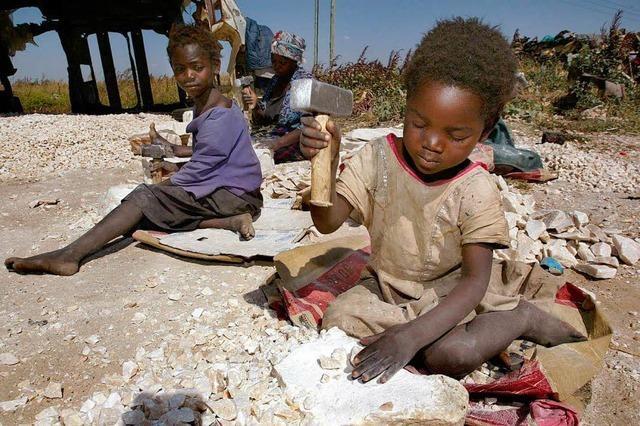 Schüler engagieren sich für Afrika