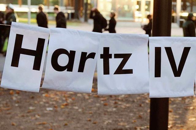 Regierung nach Hartz-IV-Urteil unter Handlungsdruck