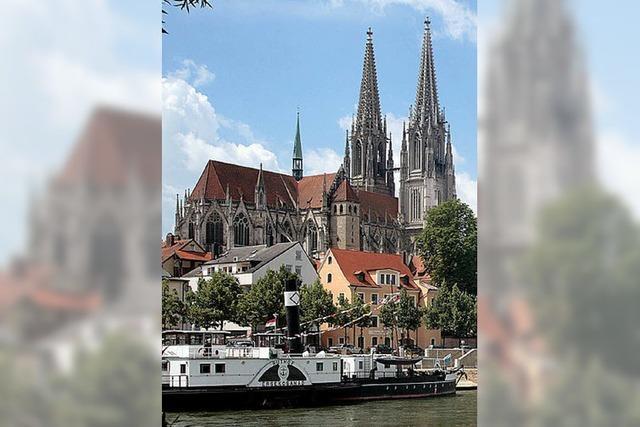 Sommertage in Regensburg