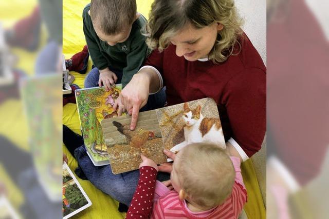 Mehr Plätze für kleine Kinder