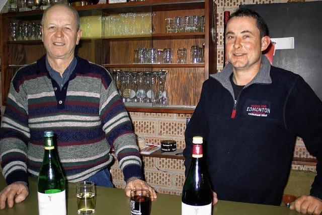 Weinwerbestreit: Die Basis rumort