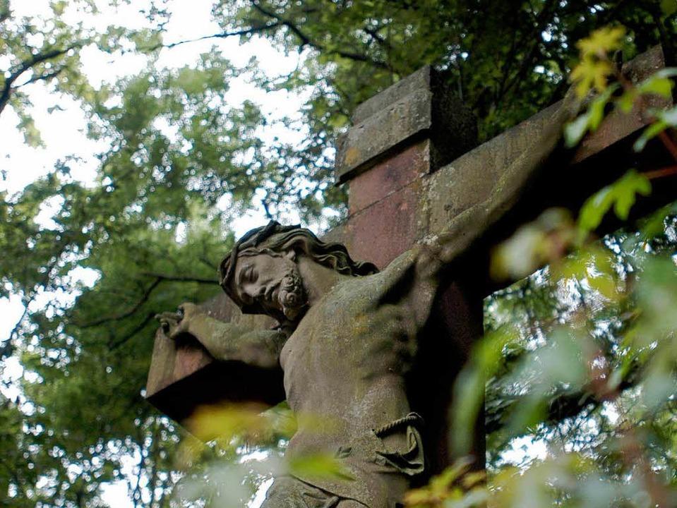 """Darf die Katholische Kirche sich """"christlich"""" nennen?    Foto: Ingo Schneider"""