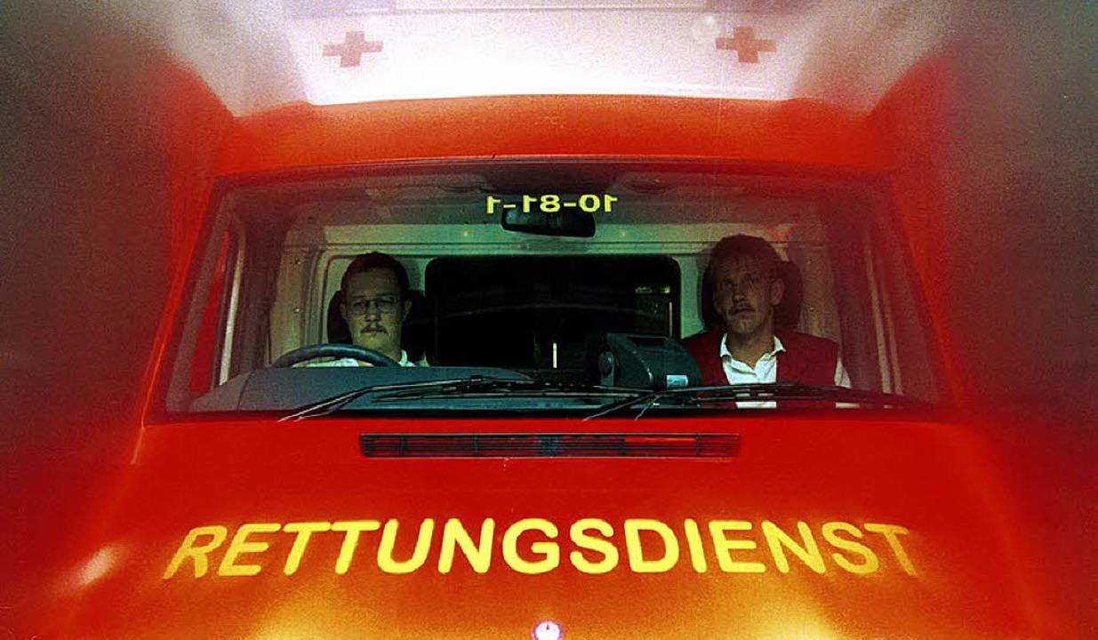Ein Einsatz ganz nach Art  des Dr. Postel  | Foto: Uwe Tittel/nordpool