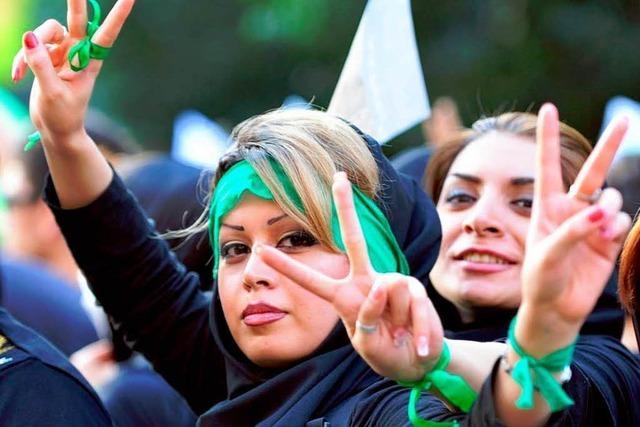 Die Opposition im Iran lässt nicht locker