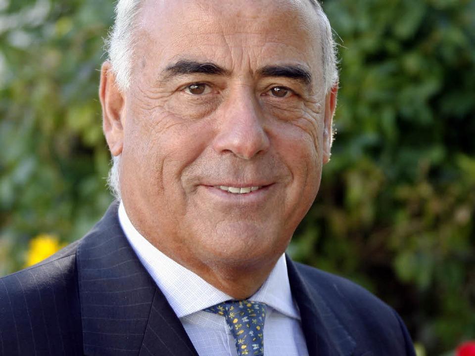 Gundolf Fleischer zieht die Konsequenz...tritt als Finanzstaatssekretär zurück.    Foto: dpa