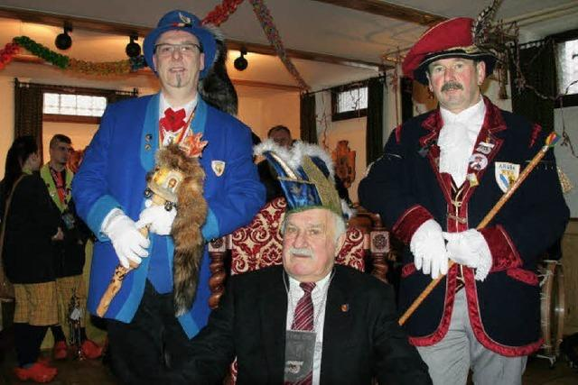 Dilldapp-Orden für den Ehrenoberzunftmeister