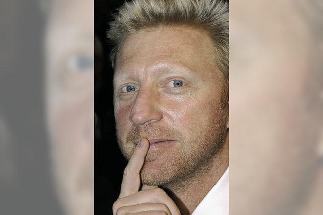 Boris Becker ist wieder Papa