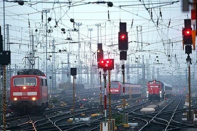 Minister rückt von Bahn-Börsengang ab