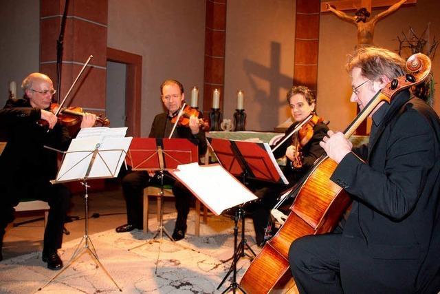 Die Lyrik des Pellegrini-Quartetts