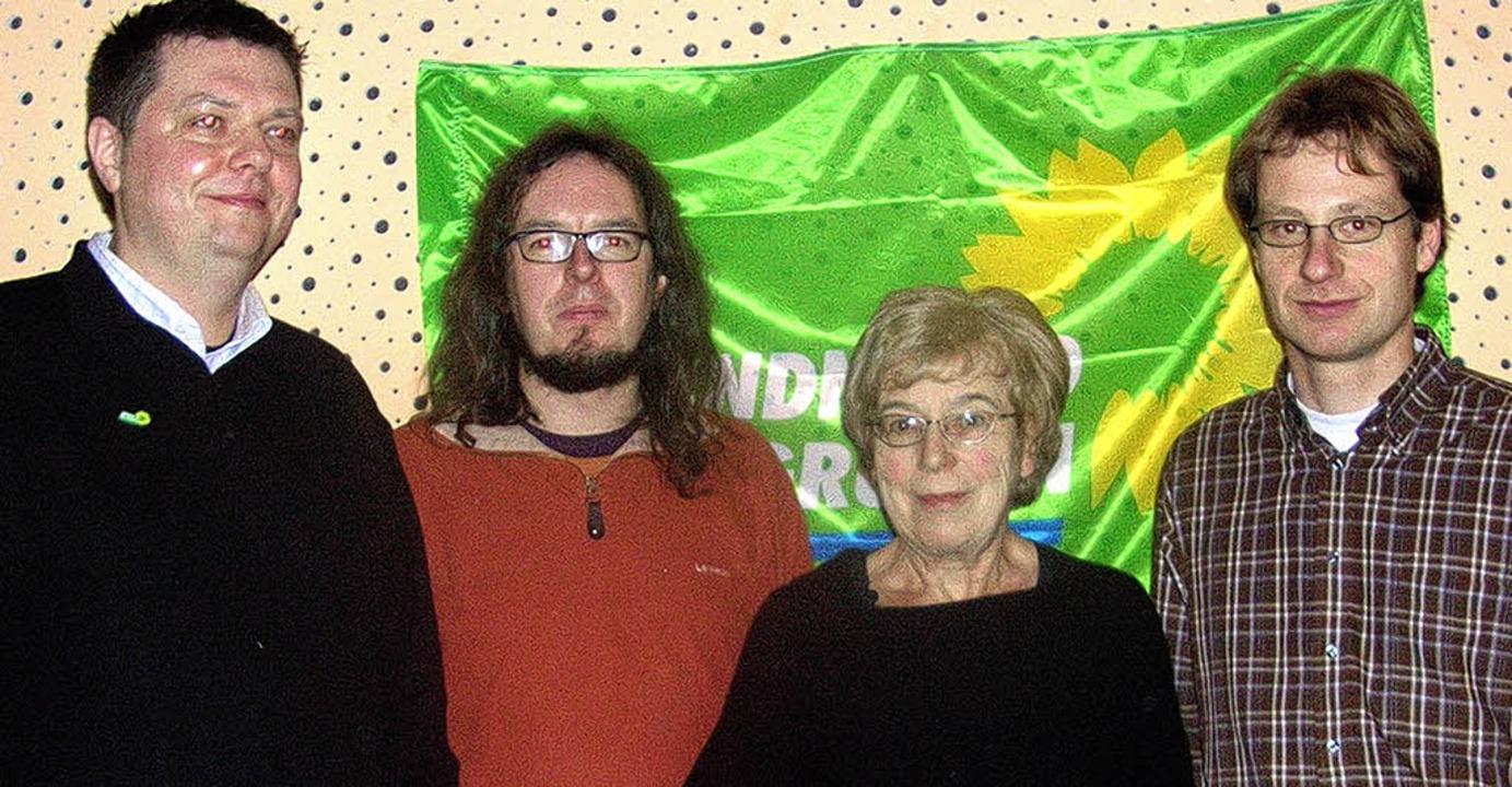 Der neue Vorstand des Kreisverbandes d...er, Gudrun Wöbbeking und Frank Riepl      Foto: Schmid