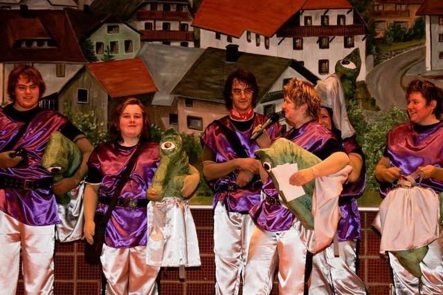 Fotos: Preismaskenball in Grafenhausen