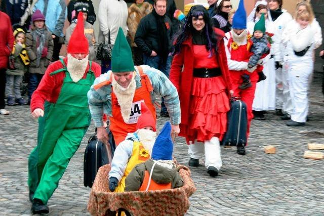 Fotos: Narrenolympiade in Laufenburg