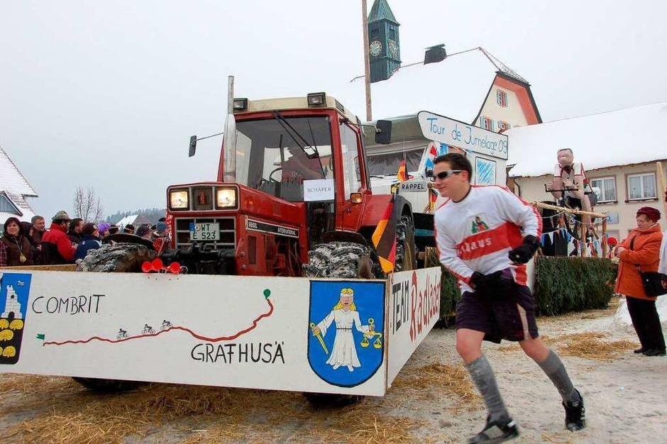 Radtour nach Combrit (Foto: Martin Wunderle)