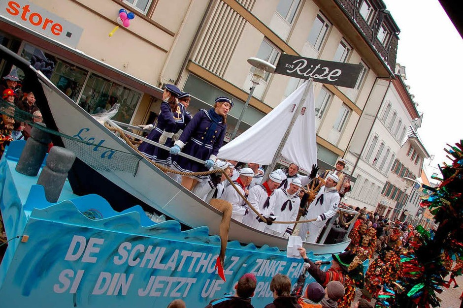 Der Schlattholz-Zinken macht gerne Abstecher nach St. Pauli (Foto: André Hönig)