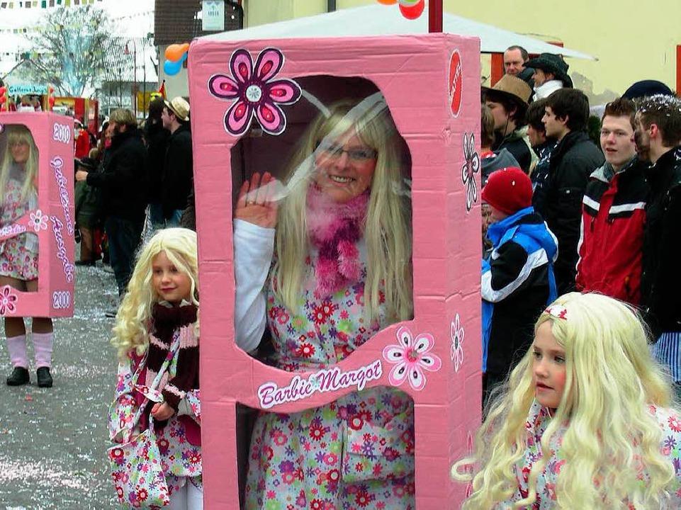 Jubiläums Barbie    Foto: Mario Schöneberg