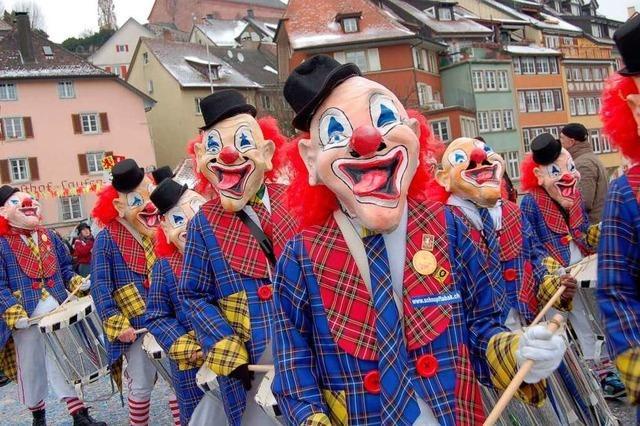 Fotos: Laufenburg erlebt farbenfrohen Umzug