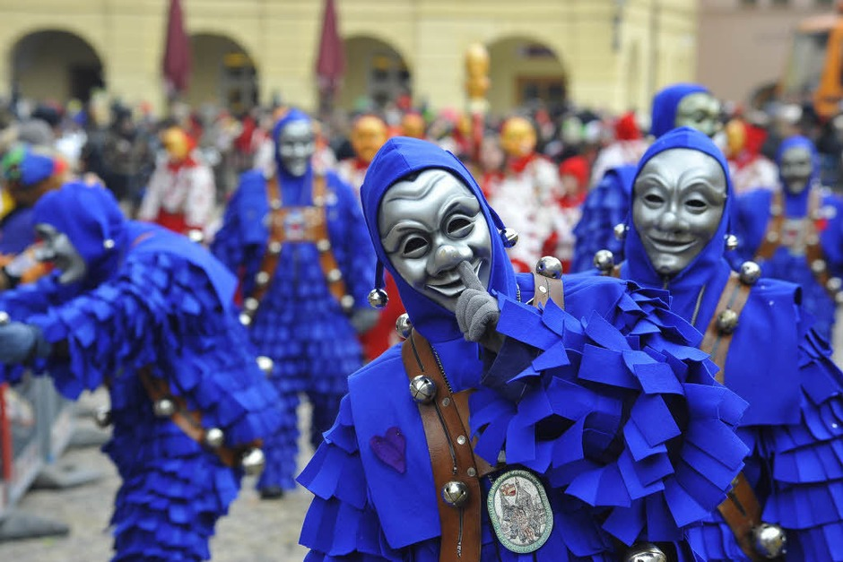 Blaue Narre (Foto: Thomas Kunz)