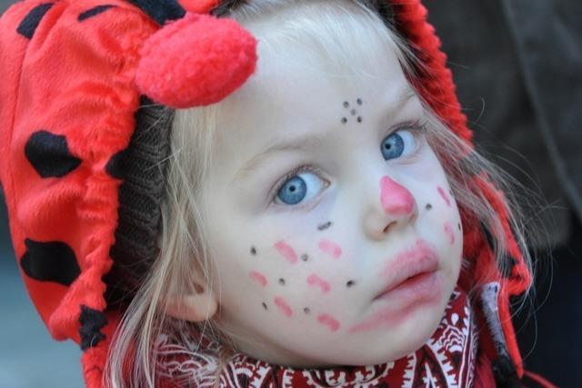 Fotos: Lörracher Fasnachsfinale mit Kinderumzug