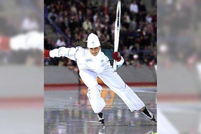 MARKTPLATZ 11: Susan olympisch