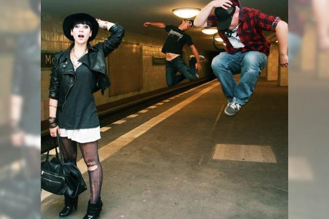 Palette der Bands reicht von Pop bis Punk-Rock