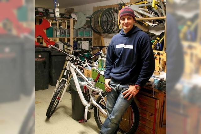 Federung ist Motor des Mountainbikes