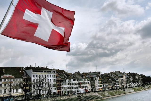 Die Schweiz bittet um Hilfe
