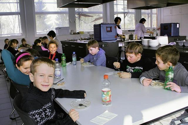 Schule bleibt vorerst die größte Baustelle in Hüfingen