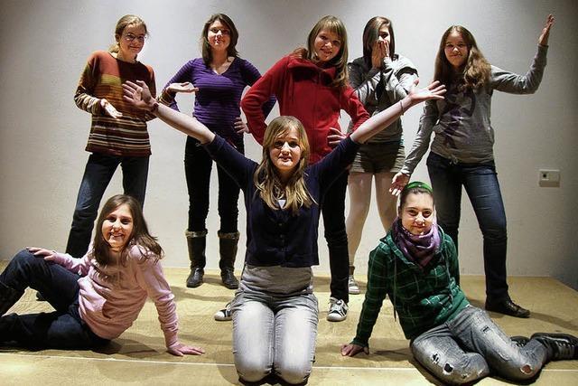 Jugendtheater hat sich die Nibelungen vorgenommen