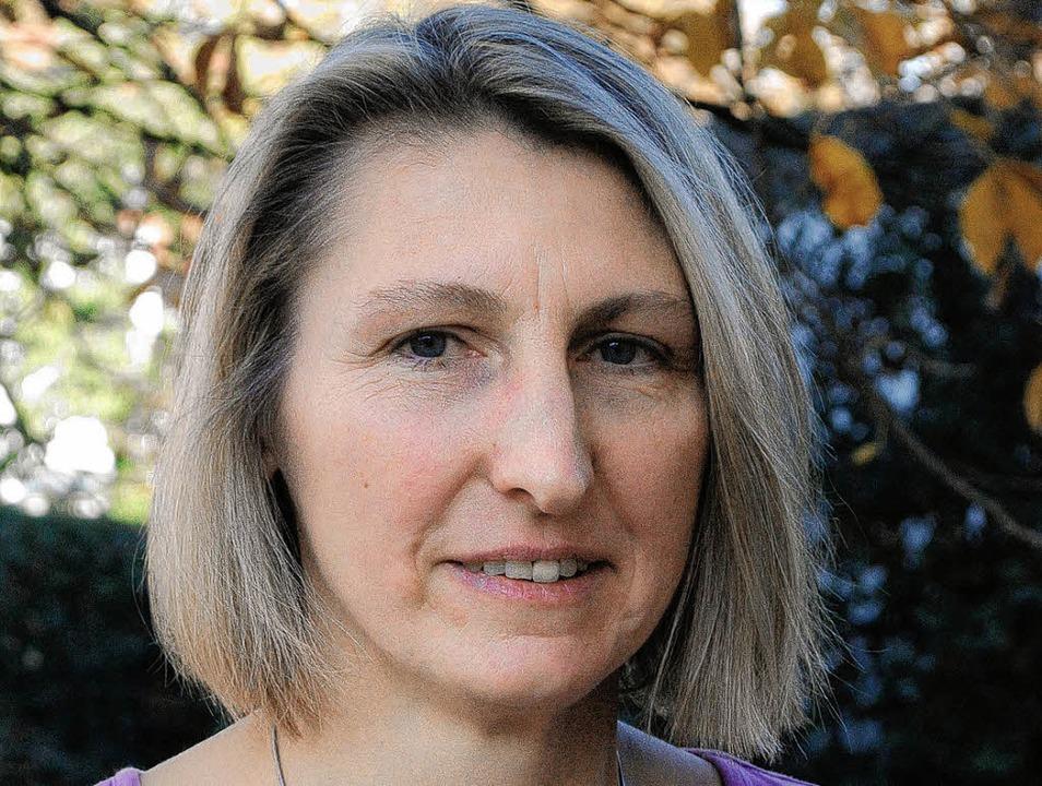 Verfügt über eine breite Erfahrung: Christina Nitzsche   | Foto: Mink