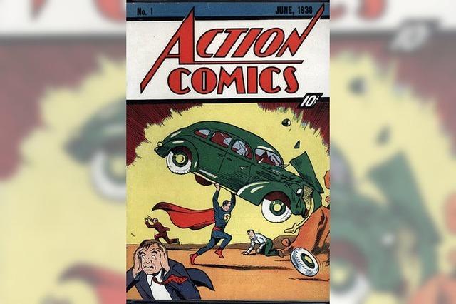 Eine Million Dollar für ein Comic-Heft