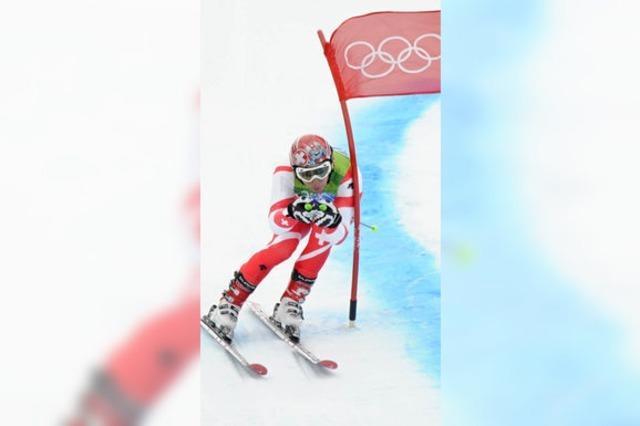 Schweizer Janka fährt zu Gold