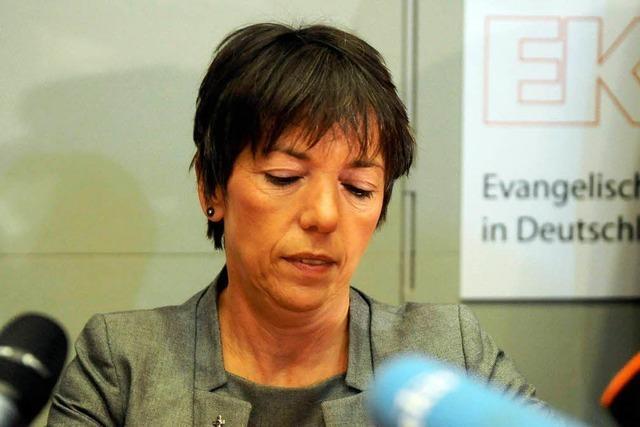 Im Wortlaut: Käßmanns Rücktrittserklärung